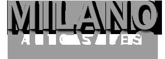 Milano Auto Sales Logo