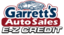 Garrett's Auto Sales Logo