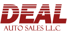 Deal Auto Sales Logo