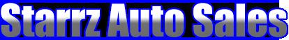 Starrz Auto Logo