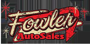 Fowler Auto Sales Logo