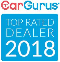CarGurus Top Rated Dealer 2018
