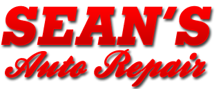 Sean's Auto Repair and Sales Logo