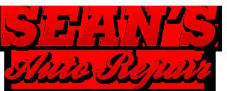Sean's Auto Repair and Sales Logo