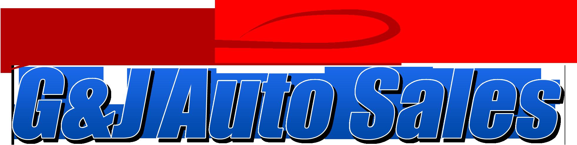 G & J Auto Sales Logo