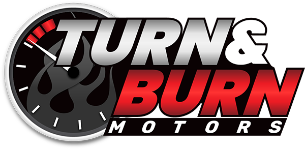 Turn & Burn Motors Logo
