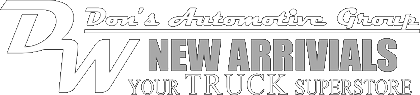 Don's Automotive Group New Arrivals Logo