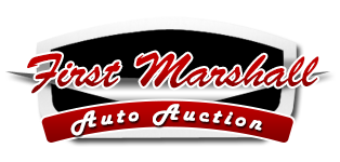 First Marshall Auto Auction  Logo