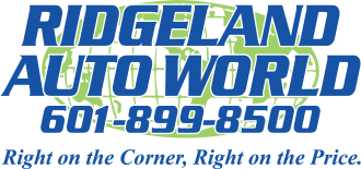 Ridgeland Auto World Logo