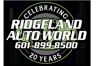 Ridgeland Auto World Logo