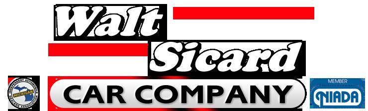 Walt Sicard Car Company Logo