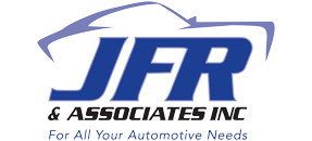JFR Cars South Logo