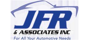 JFR Cars South Logo