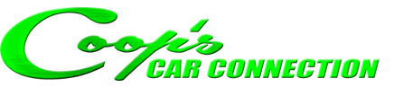 Coop's Car Connection Logo