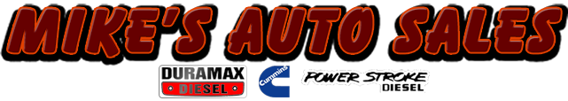 Mike's Auto Sales Logo