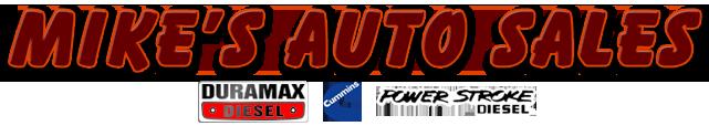 Mike's Auto Sales Logo