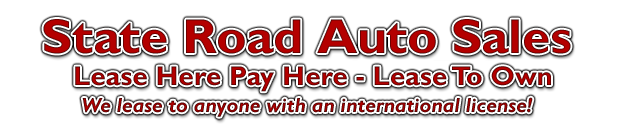 State Road Auto Sales Logo