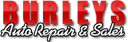 Burleys Auto Repair & Sales Logo