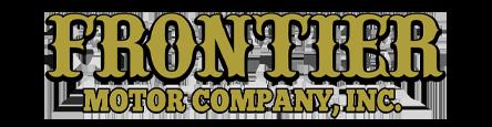 Frontier Motor Company Inc. Logo