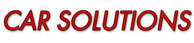 Car Solutions Logo