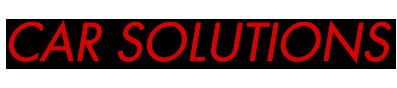 Car Solutions Logo