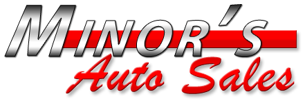 Minor's Auto Sales Logo