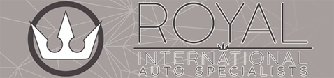 Royal International Auto Specialists Logo