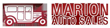 Marion Auto Sales Logo