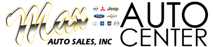 Max Auto Sales Inc. - I35 Logo