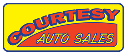 Courtesy Auto Sales Logo