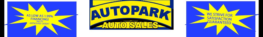 Autopark Auto Sales Logo