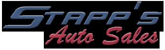 Stapp's Auto Sales Logo
