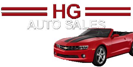 HG Auto Sales  Logo