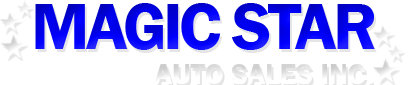 Magic Star Auto Sales Inc. Logo