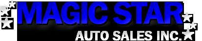 Magic Star Auto Sales Inc. Logo