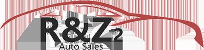 R&Z 2 Auto Sales Logo