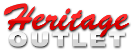 Heritage Motors Outlet Logo