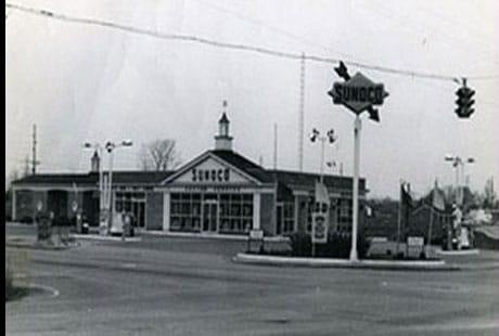 Bob's Sunoco Station