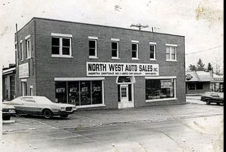Northwest Auto Sales in the '70s
