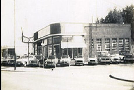 Another view of Northwest back in the '70s