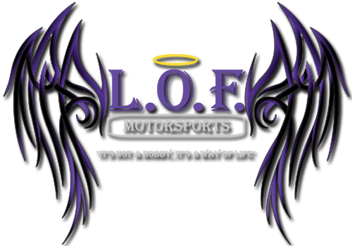 L.O.F. Motorsports Logo