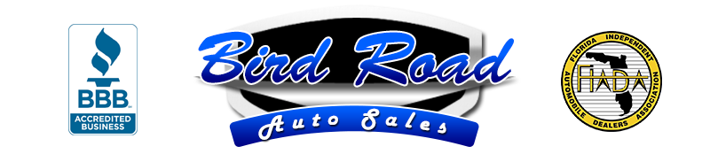 Bird Road Auto Sales Logo
