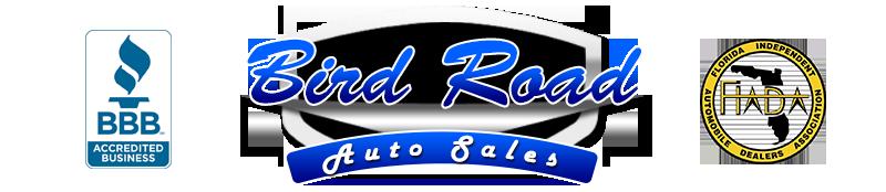 Bird Road Auto Sales Logo