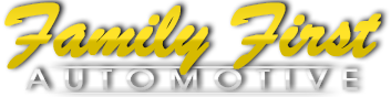 Family First Automotive Logo