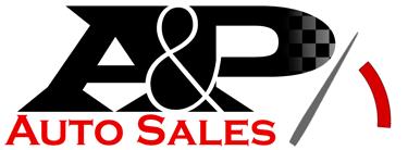 A & P Auto Sales & Service Logo