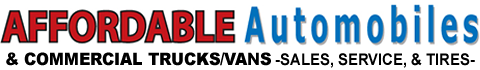 Affordable Automobiles Logo