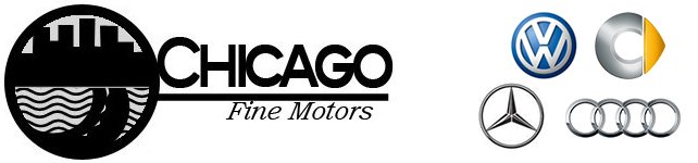 Chicago Fine Motors Logo