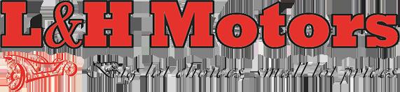 L & H Motors Logo