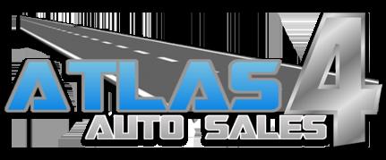 Atlas 4 Auto Sales Logo
