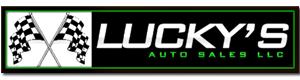 Lucky's Auto Sales LLC Logo
